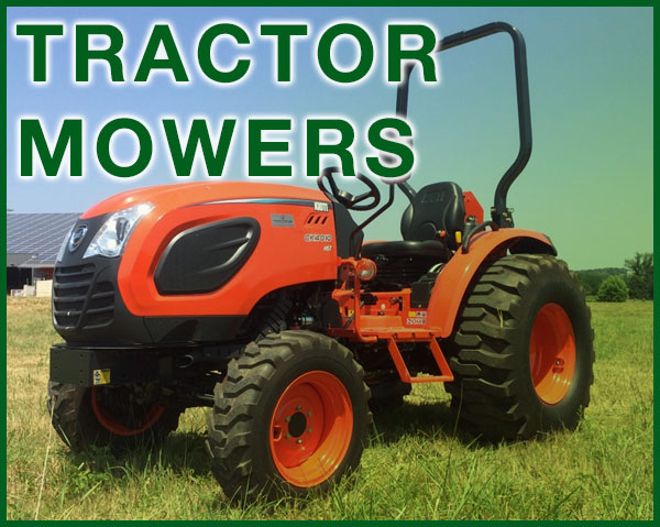 Tractor Mowers Box